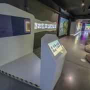 Interaktiivsete eksponaatide, stendide, kleebiste ja dioraamide tootmine ja paigaldus